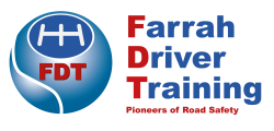 Farrah Fleet Driving